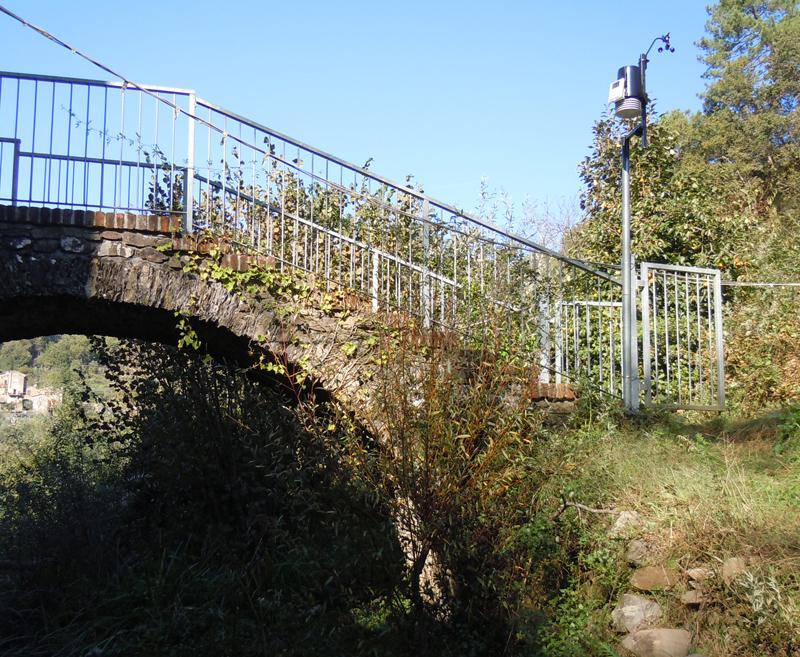 stazione meteo Ortonovo