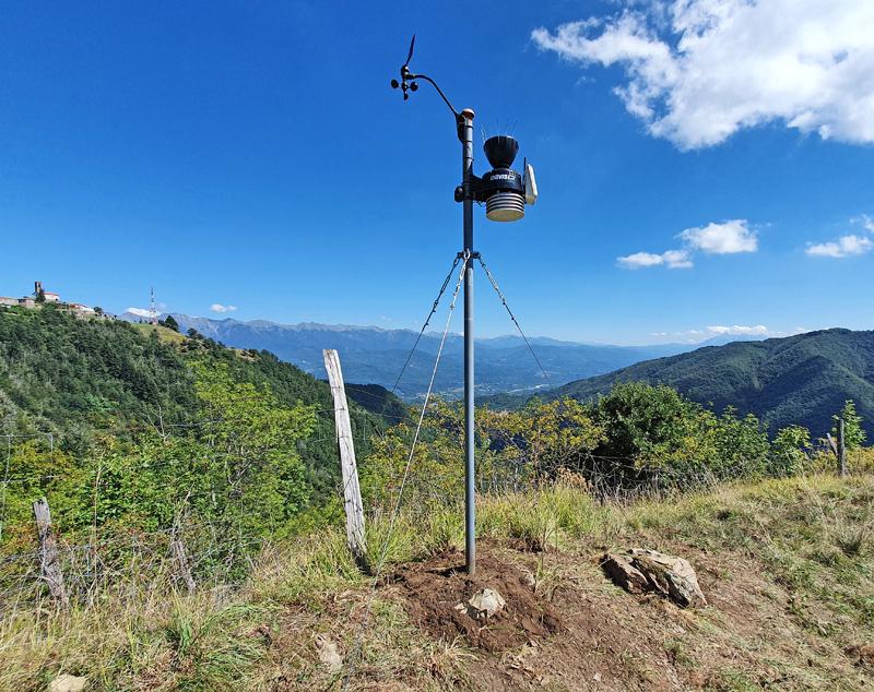 stazione meteo Arzelato