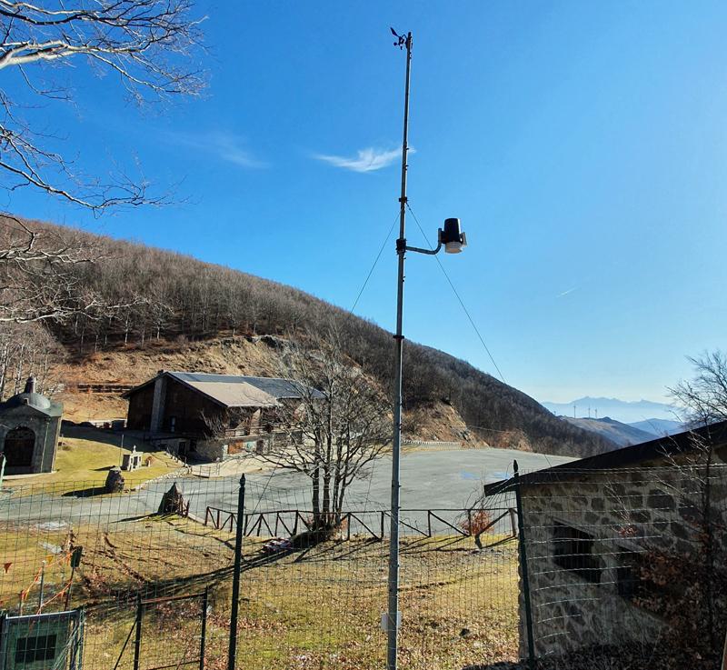 stazione meteo Zum Zeri