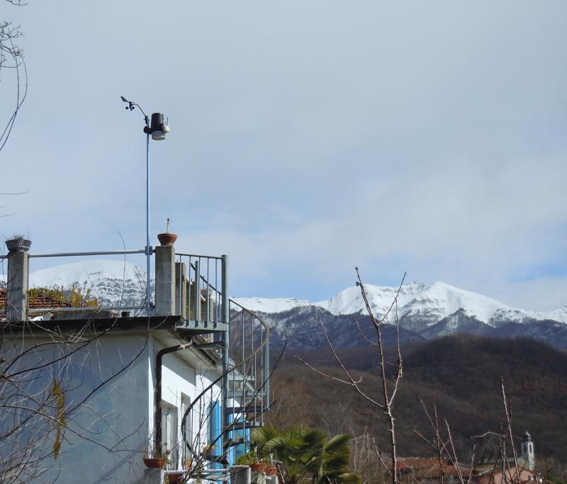 stazione meteo Gigliana