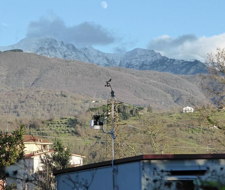 stazione meteo Pontremoli