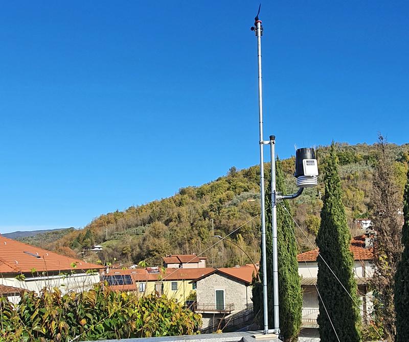 stazione meteo Gragnola