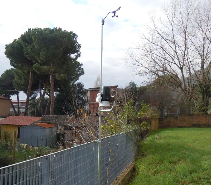 stazione meteo Carrara