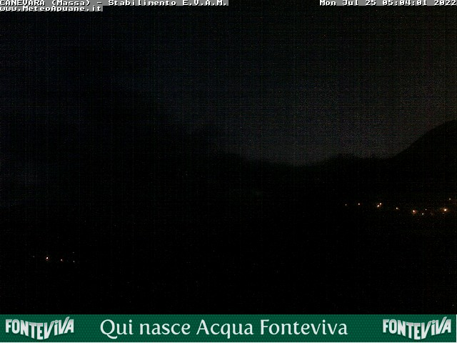Webcam Canevara, comune di Massa, webcam provincia di Massa-Carrara, Webcam Toscana