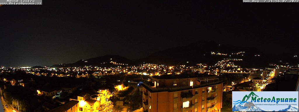 webcam provincia di Massa-Carrara, Toscana