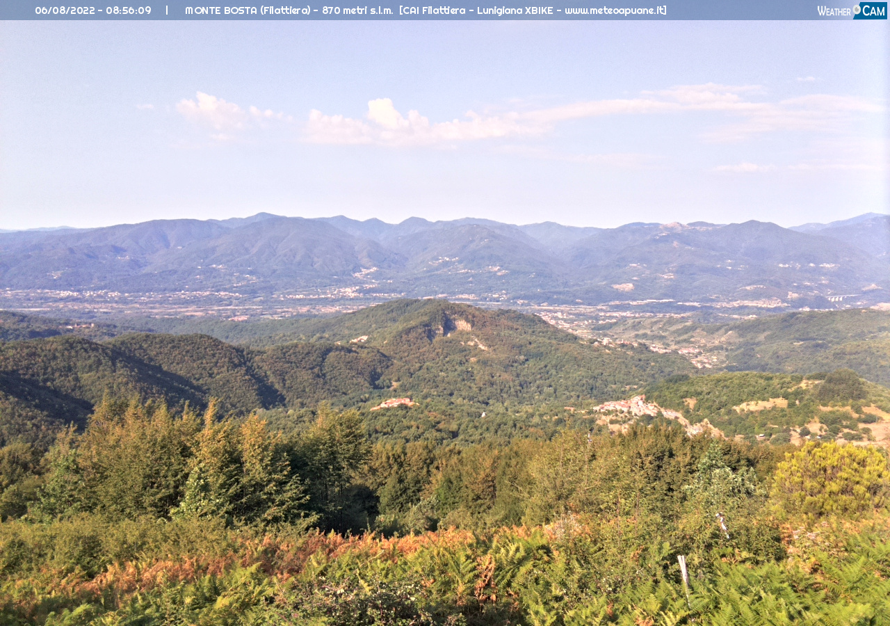 webcam MONTE BOSTA